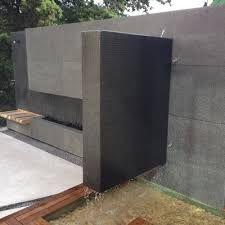 Muros llorones construccion buscar con google muros for Caidas de agua para jardin