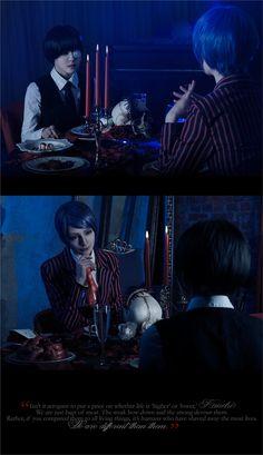 """""""Shu Tsukiyama,  Ken Kaneki Cosplay Photo"""""""