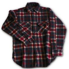 51417b8ad6adb Wool Long Tail Button Down Shirts - Johnson Woolen Mills Woolen Mills,  Button Downs,
