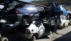 Desguace de vehiculos Barcelona