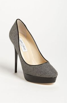 da3db9325ee Jimmy Choo  Cosmic  Platform Pump