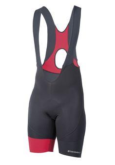 Attaque Gor black-red Cycling Shorts fec6d6ea0