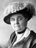 First woman to win Nobel Peace Prize, 1931, social reformer Jane Addams