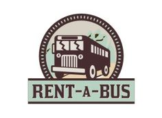 Rent a Bus - Logo Design
