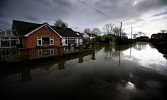 Flood damage cost to rise fivefold across Europe, study says  Increasingly intense downpours driven by climate change will see flood damages...
