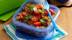 Fried rice salad recipe - 9kitchen