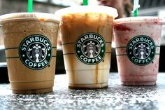 """This one probably classifies more as an in-the-know than a """"secret"""" one. Order any Frappe """"affogato-style"""" and you'll get a shot of hot espresso added on top of your drink as opposed to having it blended in."""