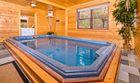 Gatlinburg Cabin Rentals - A Poolin Around Cabin