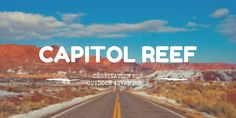 Capitol Reef is the perfect destination for outdoor adventures, like hiking, cycling, and exploring Capitol Reef National Park.