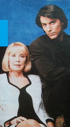 GL - Alexandra (Beverly McKinsey) and Lujak (Vincent Irizarry) Michelle Bauer, Soap Opera Stars, Old Time Radio, Tv Soap, Best Soap, Bold And The Beautiful, Old Tv Shows, Young And The Restless, Days Of Our Lives