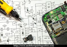 mobile phone pcb diagram with parts electronics technician in 2019 rh pinterest com