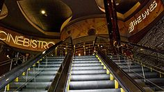 Bowling, Games, Full Menu & Bar, Movie Theater all in one! Cinebistro at Peninsula Town Center