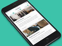 Système de filtre sur mobile