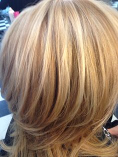 Hair by Camarie D'Angelo @ Glamarama Salon