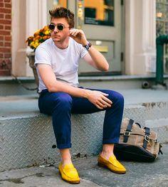 Street Style: Camiseta branca