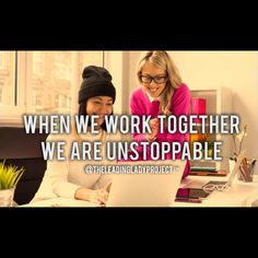 Together we can move mountains  #LeadingLadies #Teamwork #Support #Werk #Unstoppable #Strong #Business #Leaders #Women #GirlPower #Forceful #Powerful #Successful #SuccessCircle #Entrepreneurs #BusinessWomen #BusinessPartners #TagAFriend #TagYourBusinessPartner #Live #Learn #Lead #TheLeadingLadyProject™