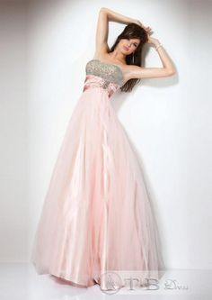 Brilliant A-Line Straps Floor-Length Empire Waistline Homecoming Dresses