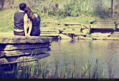 Lake Engagement.