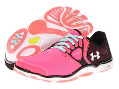 Under Armour Womens UA pink nike free run sneakers are so cheap for womens all… Nike Under Armour, Under Armour Shoes, Under Armour Women, Nike Outfits, Sport Outfits, Workout Attire, Workout Wear, Sports Shoes, Basketball Shoes