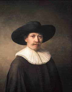 A Computer Painted This Rembrandt