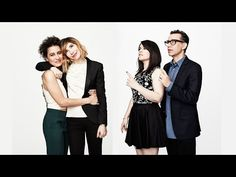 Actors on Actors: Broad City and Portlandia (Full Version) - YouTube