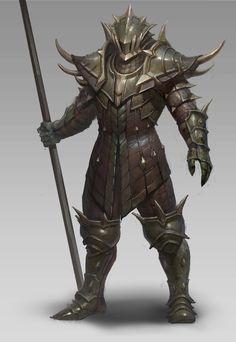 ArtStation - light armor2, sueng hoon woo