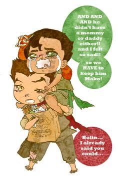 Legend of Korra - I would let Bolin keep Pabu.