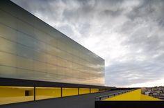 Teatro e Auditório em Poitiers / Carrilho da Graça Arquitectos (8)