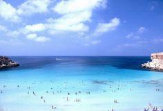 Rabbit Beach – Lampedusa, Itália - 51 praias para você conhecer antes de morrer