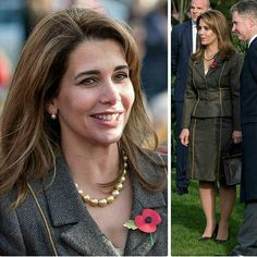 Princess Haya, Royals, Crochet Earrings, Daughter, Queen, Outfits, Style, Fashion, Jordan Spieth