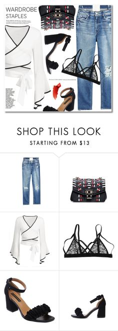 """""""Tried and True: Wardrobe Staples"""" by svijetlana ❤ liked on Polyvore featuring Mother, By Terry, WardrobeStaples and zaful"""