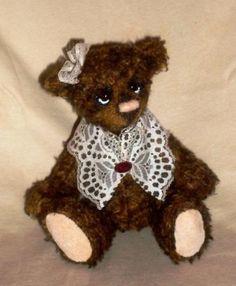 Zázvorka - mlsná medvědice