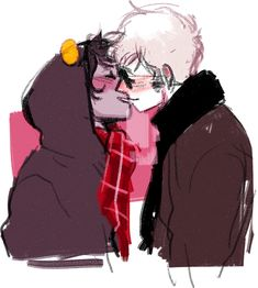 • smilekat homestuck davekat yummys doodles doodle mood yummytomatoes • || THIS IS SO CUTE T^T