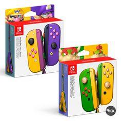 Fan Art - Nintendo Switch Console - Ideas of Nintendo Switch Console - Fan Art Consoles, Geek Mode, Nintendo Switch Accessories, Mundo Dos Games, Nintendo Eshop, Video Game Rooms, Nintendo Switch Games, Mario Party, Retro Video Games