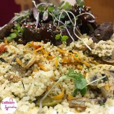 Beef With Cous Cous recipe by Fatima A Latif posted on 10 Feb 2019 . Recipe has a rating of by 1 members and the recipe belongs in the Beef, Mutton, Steak recipes category Steak Spice, African Spices, Carrot Greens, Beef Strips, Pepper Spice, Couscous Recipes, Italian Beef, Marinated Steak, Pepper Steak