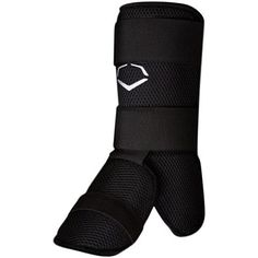 EvoShield Batter's Leg Guard by EVO. $43.95. Join the evolution with the EvoShield Molded Batter's Ankle Guard. This baseball ankle guard offers superior comfort and feel by utilizing Dispersion Technology, which absorbs and disperses impact across layers of foam padding. Patented composite material and ergonomic design custom forms to your body through a revolutionary air-activated hardening process. The ultra-light shield is fully breathable and made of composite material ...