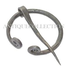 Sporting 2 Fibula Button Cape Solid Silver Fibula Cheapest Price From Our Site Jewelry & Watches