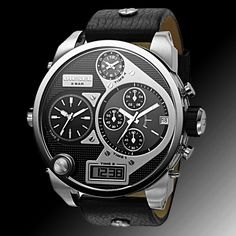 Diesel DZ7125 - September Sale Is Back!! Save Upto 65% On Wrist Watch Only @ http://www.designerposhwatches.co.uk/Diesel_Chronograph_Mens_Watch_DZ7125/p425988_12606098.aspx