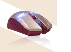 2016 New Iron Man Mouse Wireless Mouse Gaming Mouse Gamer Mute Button Silent Click 800/1200/1600 / 2400dpi Adjustable Computer Mice From Xie2014, $5.03 | Dhgate.Com