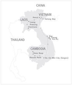 Indochina Classic Tour: Laos, Vietnam, Cambodia