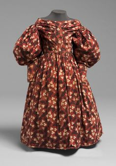 Philadelphia Museum of Art - Collections Object : Girl's Dress left off on page 17