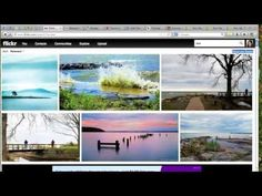 How To Correctly Use a Photo from flickr on your blog