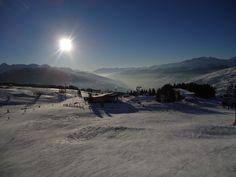La montagne, c'est la plus belle maîtresse de la nature :-)