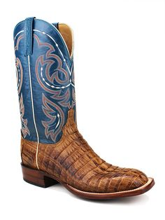 Mens Lucchese Hbc Tail Boots Hl2004.W8 - Texas Boot Company is located in Bastrop, Texas. www.texasbootcompany.com