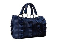 Harveys Seatbelt Bag Lola Satchel Indigo 1 - Zappos.com Free Shipping BOTH Ways