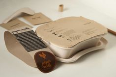 Paper Noodles Is A More Sustainable Alternative To Current Instant Ramen Packaging