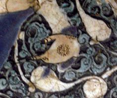 Kashan Bowl Closeup of Henna Henna, Medieval, Persian, Roman, Painting, Painting Art, Mid Century, Paintings, Hennas