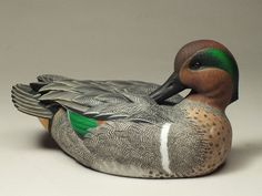 Discover 14-time World Champion Wildfowl Artist, Pat Godin. A master of carving, Pat is a world-renowned carver with a passion for wildfowl & nature
