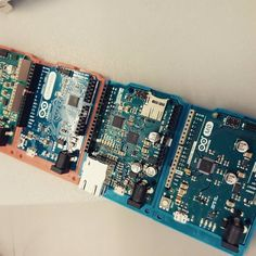 the #Arduino family together... by artynet80
