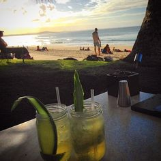 Happy hour + a fantastic view of Noosa Main Beach = the perfect afternoon!